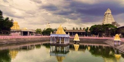 1 Day Chennai to Kanchipuram Tour by Cab