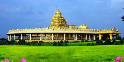 1 Day Chennai to Vellore Golden Temple Tour by Cab